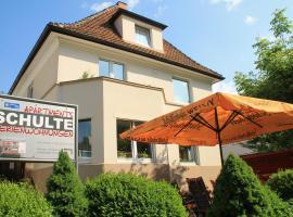 Ferienwohnungen & Apartments Schulte, Bad Salzuflen (Pillenbruch yakınında)