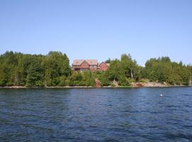 Fearn Lodge