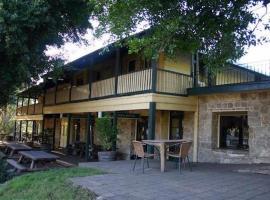 Wisemans Inn, Wisemans Ferry (St Albans yakınında)