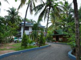 Meenkunnu Beach Resort, Kannur (рядом с городом Pāppinisseri)