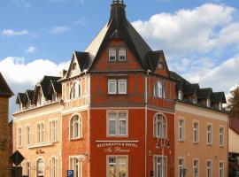 In Piazza, Bad Klosterlausnitz (Hermsdorf yakınında)