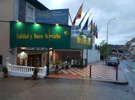 Hidalgo, Алькаудете (рядом с городом Ла-Бобадилья)