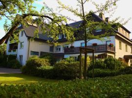Hotel-Pension Pöhling, Lippstadt (Bad Waldliesborn yakınında)