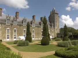 Château de la Groulais, Blain (рядом с городом La Grigonnais)