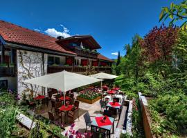 Hotel Diana, Oberstaufen (Malas yakınında)