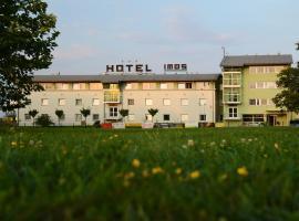 Hotel Imos, Prag (Mratín yakınında)