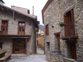 Cal Roseta 2Pure Apartaments, Tuixen (рядом с городом Montargull de la Vansa)