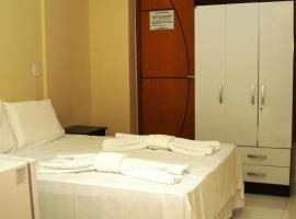 Hotel Columbia, Luis Eduardo Magalhaes