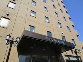 Green Hotel Omagari, Daisen