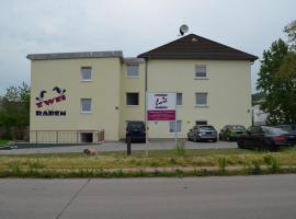 Zwei Raben Pension, Mainz (Ginsheim-Gustavsburg yakınında)