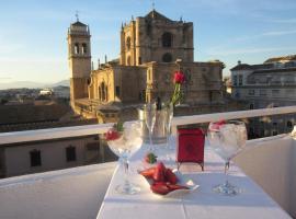 Hotel Los Jerónimos y Terraza Monasterio