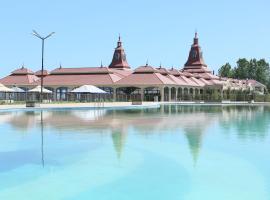 El Faro Hotel, Nabran (Turist yakınında)