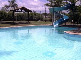 Pousada Samburá, Ilha Comprida (Iguape yakınında)