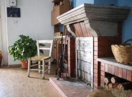 La Casa Del Borgo, Brienza (Satriano di Lucania yakınında)
