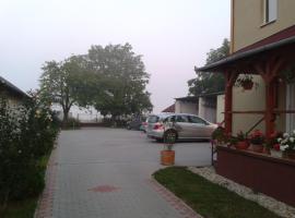 Globus Vendégház, Sormás