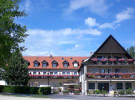 """Land-gut-Hotel """"Zum Bartl"""", Sulzbach-Rosenberg (Vilseck yakınında)"""