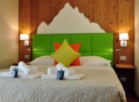 Serendipity Hotel, Sauze d'Oulx