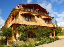 Casa Toni, Horta de San Joan (Lledó yakınında)