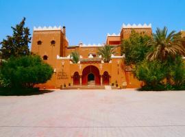 Hotel Kasbah Lamrani, Tinghir