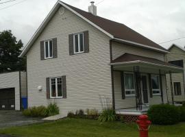 Maison Lessard, East Broughton Station (Saint-Joseph-de-Beauce yakınında)