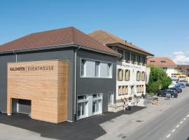 Kalchofen Coffee Bar Hotel, Hasle (Lützelflüh yakınında)