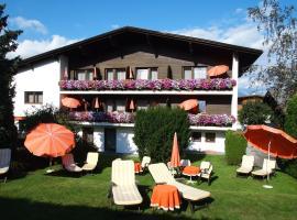 Hotel Sonnhof, Innsbruck (Mutters yakınında)