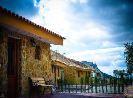 Casas y Cuevas El Solins, Las Casicas (La Garapacha yakınında)