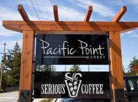 Pacific Point Market and Suites, Powell River
