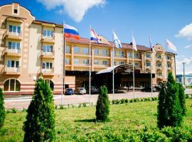 Admiral Hotel, Saransk