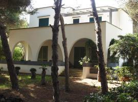 Villa Emma, Melendugno (Torre Specchia Ruggeri yakınında)