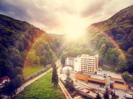 Hotel Perla****, Slănic-Moldova