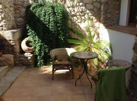 Casa de Pozo, Jalón