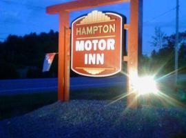Hampton Motor Inn, Low Hampton