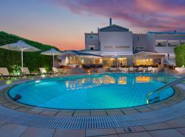 Albatros Hotel, Sivota