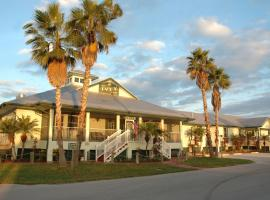 Ivey House Bed & Breakfast, Everglades City