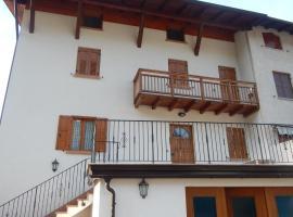 Casa Sassdei, Cavedago (Sporminore yakınında)
