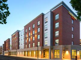 Courtyard by Marriott Edgewater NYC Area, Edgewater