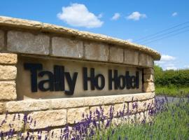 The Tally Ho Hotel - B&B, Бистер (рядом с городом Boarstall)