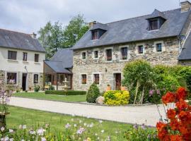 Chambres Tres Belle Maison, Лудеак (рядом с городом Plouguenast)