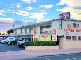A&A Lodge Motel, Emerald (Gindie yakınında)