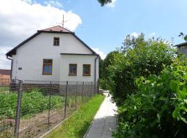 Apartmán Bára, Český Krumlov (Chabičovice yakınında)