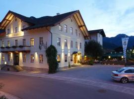 Gasthof-Hotel Dannerwirt, Flintsbach (Brannenburg yakınında)
