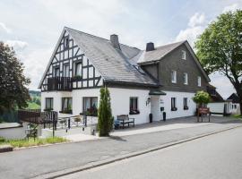 Pension Haus Brieden, Winterberg (Altastenberg yakınında)