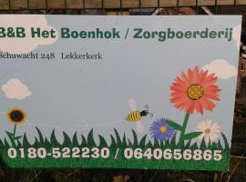 B&B Het Boenhok, Lekkerkerk