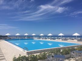 Hotel delle Stelle Beach Resort, Sangineto