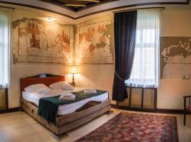 Castle Hotel Daniel, Baraolt