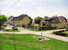 Saci Panzió, Кёвешкаль (рядом с городом Szentbékkálla)