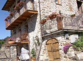 Appartamento Monte Emilius, Aosta (Saint-Christophe yakınında)