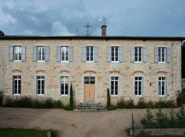 Le Cercle, Coligny (рядом с городом Cuisiat)