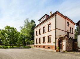 Chambre d'hôtes Du côté des remparts, Wissembourg